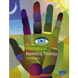 International Marketing Strategy, 5th Edition