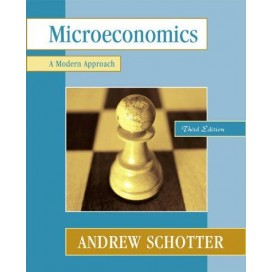 Microeconomics: A Modern Approach, 3rd Edition