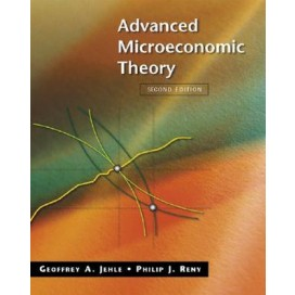 Advanced Microeconomic Theory, 2nd Edition