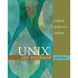 Unix : The Textbook, 2nd Edition