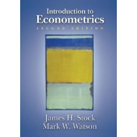 Introduction to Econometrics, 2nd Edition