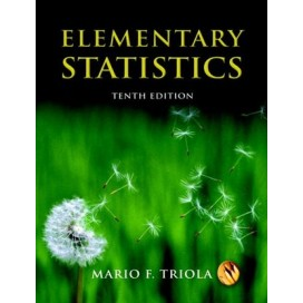 Elementary Statistics, 10th Edition (Include CD-Rom)