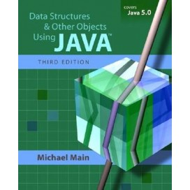Data Structures and Other Objects Using Java, 3rd Edition