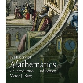 A History of Mathematics 3rd Edition (HARDCOVER)
