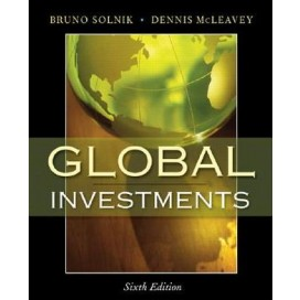 Global Investments, 6th Edition