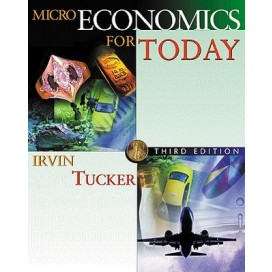 Microeconomics for Today, 3rd Edition