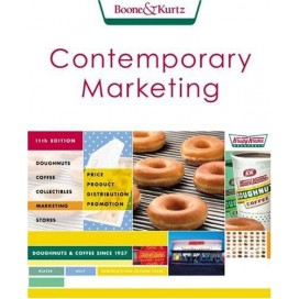 Contemporary Marketing, 11th Edition