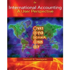 International Accounting: A User Perspective, 2nd Edition
