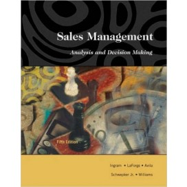 Sales Management : Analysis and Decision Making, 5th Edition