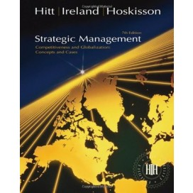 Strategic Management: Competitiveness and Globalization (Concepts), 7th edition