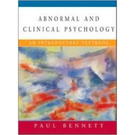 Abnormal and Clinical Psychology