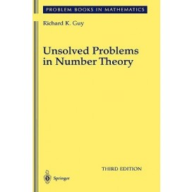 Unsolved Problems in Number Theory, 3rd Edition (Hardcover)