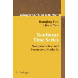 Nonlinear Time Series : Nonparametric and Parametric Methods (Hardcover)