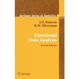 Functional Data Analysis, 2nd Edition (Hardcover)