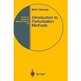 Introduction to Perturbation Methods, 1st Edition