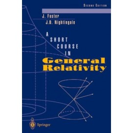 A Short Course in General Relativity, 2nd Edition