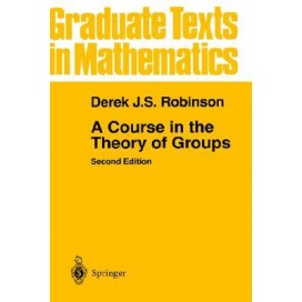 A Course in the Theory of Groups, 2nd Edition