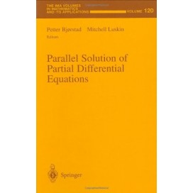 Parallel Solution of Partial Differential Equations (Hardcover)