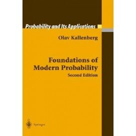 Foundations of Modern Probability, 2nd Edition (Hardcover)