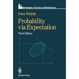 Probability Via Expectation, 3rd Edition