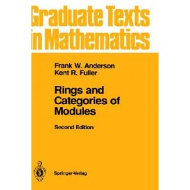 Rings and Categories of Modules, 2nd Edition