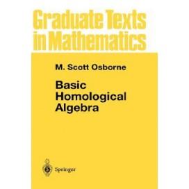 Basic Homological Algebra, 1st Edition
