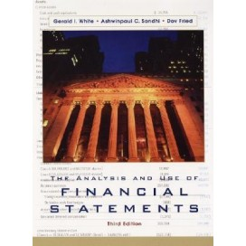 The Analysis and Use of Financial Statements, 3rd Edition, with CDROM
