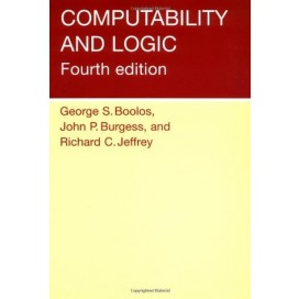 Computability and Logic, 4th Edition