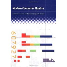 Modern Computer Algebra
