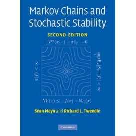 Markov Chains and Stochastic Stability, 2nd Edition