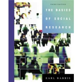 The Basics of Social Research, 3rd Edition