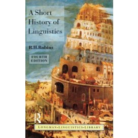 A Short History of Linguistics, 4th Edition