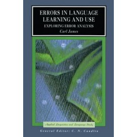 Errors in Language Learning and Use: Exploring Error Analysis
