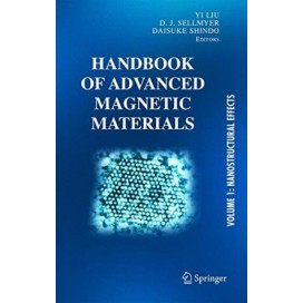 Handbook of Advanced Magnetic Materials Vol 1-4 (Hardcover)
