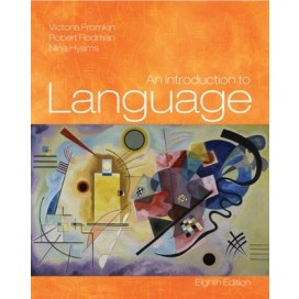 An Introduction to Language, 8th Edition