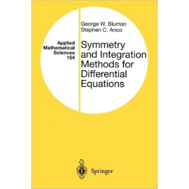 Symmetry and Integration Methods for Differential Equations, 2nd Edition