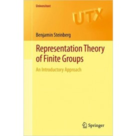 Representation Theory of Finite Groups: An Introductory Approach