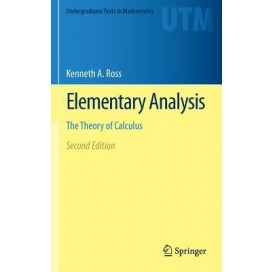 Elementary Analysis: The Theory of Calculus, 2nd Edition
