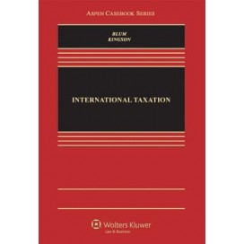 International Taxation Casebook, 1st Edition