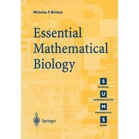 Essential Mathematical Biology, 1st Edition