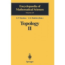 Topology II: Homotopy and Homology. Classical Manifolds, 1st Edition (Hardcover)