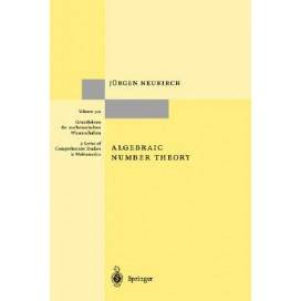 Algebraic Number Theory, 1st Edition (Hardcover)